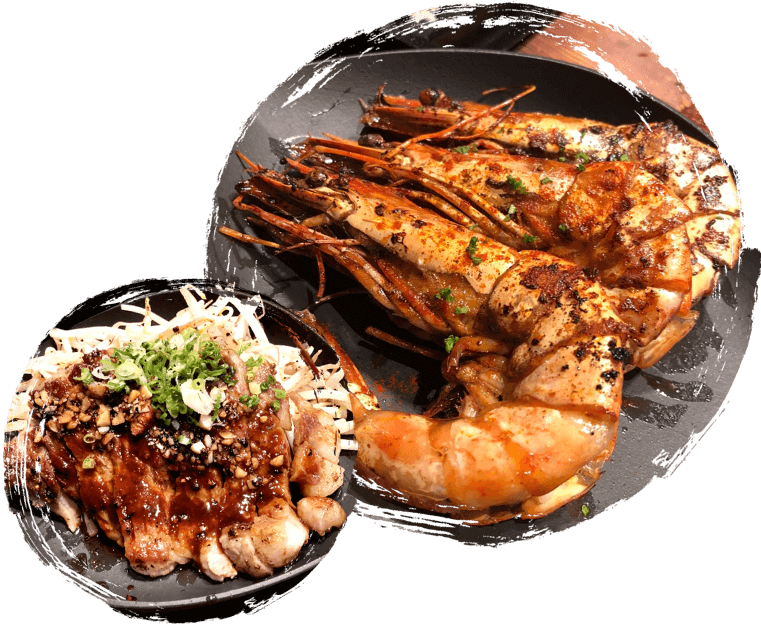 新鮮な素材や食材を使った豊富なグランドメニューに加えて、季節の料理も毎日取り揃えています。